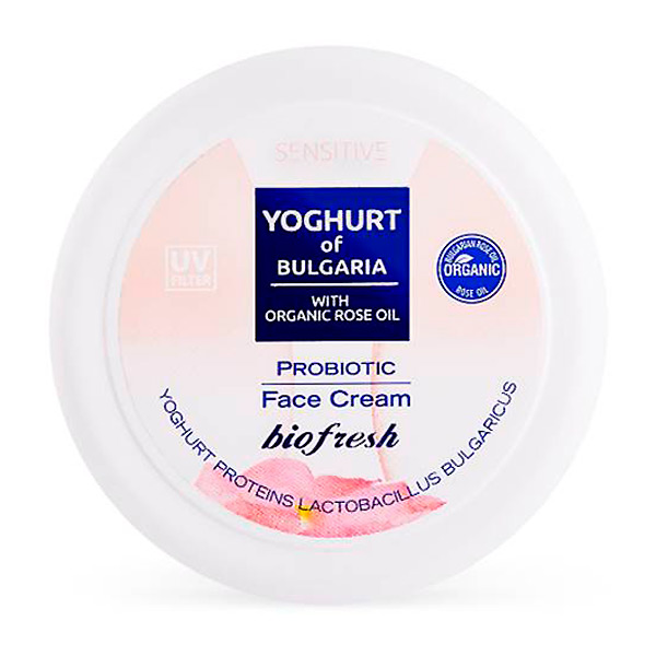 Крем для лица Пробиотический Yoghurt Of Bulgaria, 100 мл